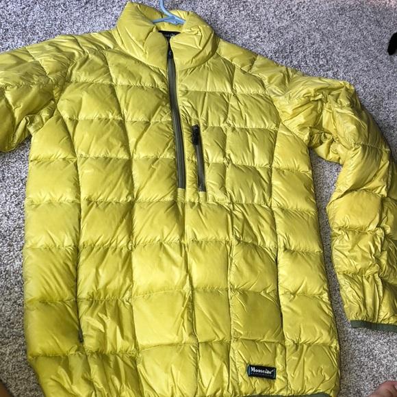 9510704fc9844 Men's Pullover Winter Jacket